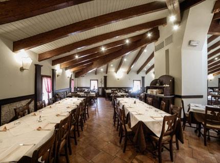 cena degli sconosciuti bologna ristorante tafier