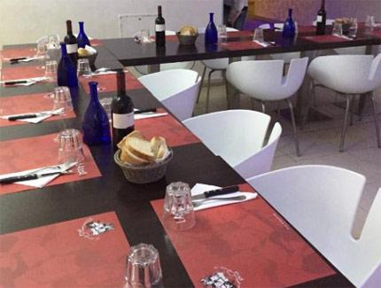 cena degli sconosciuti firenze Da Qué Grulli Sempre Più Grulli