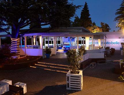 cena degli sconosciuti carate brianza molto club & restaurant