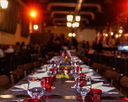 cena degli sconosciuti milano lo stacco milano
