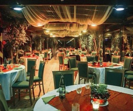 sconosciuti special night le jardin milano