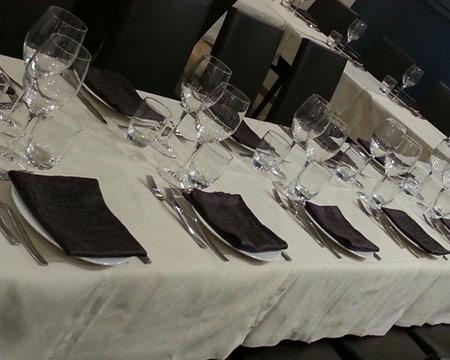 cena degli sconosciuti firenze portico 91