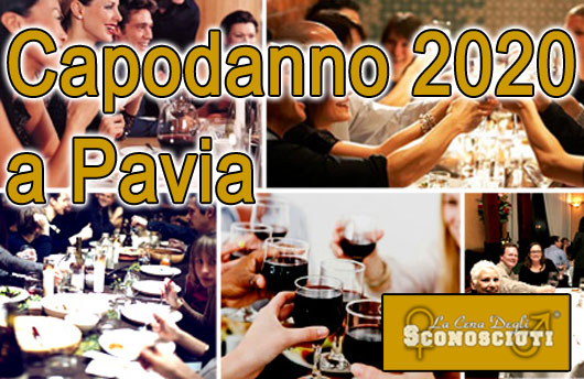 capodanno per single a pavia