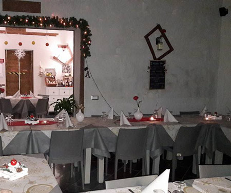 cena degli sconosciuti salerno 16 rose
