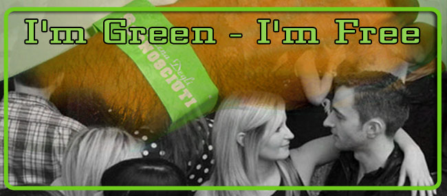 I'm Green - I'm Free