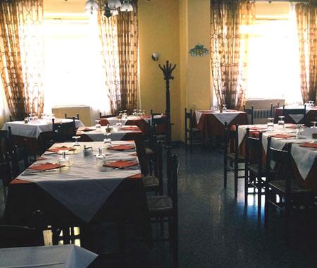 cena degli sconosciuti ristorante la lucciola brandizzo torino